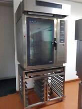 Factory Demo Leventi Bakermat Combi Oven Carlton Melbourne City Preview