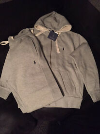 Ralph Lauren polo tracksuits