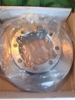 Ventilated brake rotors - brand new!