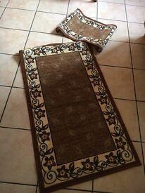 Door runner plus mat