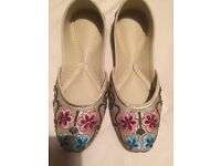 Ladies Indian Shoes (new)