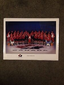 Team Canada '96 Team Photo