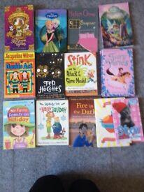 Kids books £2.60
