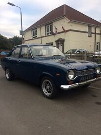 Mk1 escort swap for bike or car, why?