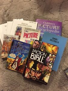 Bible books for kids