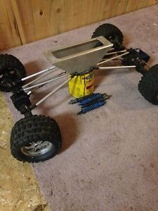 1/8 super crawler RC project for trade