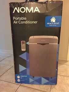 NOMA Portable Air Conditioner 9000 BTUs