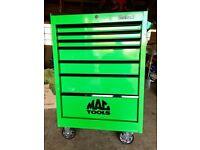 Mac Tools Roll cab single bank tool box