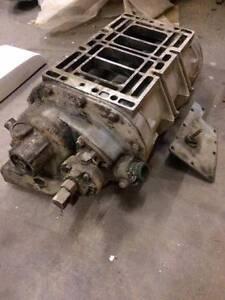 Detroit Diesel Supercharger Hawthorn East Boroondara Area Preview