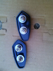 R6S 2003 AND UP MIRROR BLOCK OFF  PLATES Windsor Region Ontario image 2