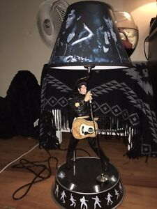 Elvis Dancing Lamp