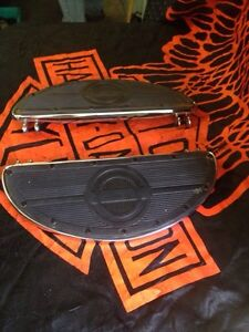 H.D.  Knuckle Head Original Floor Boards Windsor Region Ontario image 5