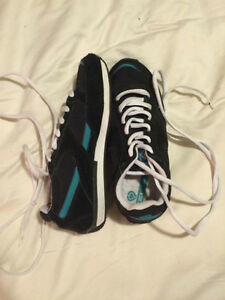Circa Black/Teal/White Runners *PRICE REDUCED*