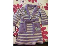 Fifi dressing gown size 3-4 years