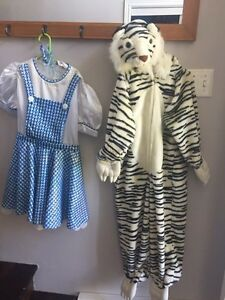 Halloween Costumes  $10 each