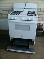 NEW GAS RANGE