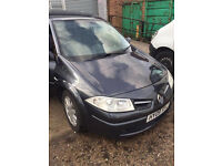 2009 Renault Megane 1.5 DCi, MOT July 2017, New cambelts, new injector.