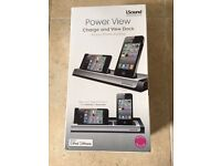 Double Charger for IPhones up to 4S & IPods