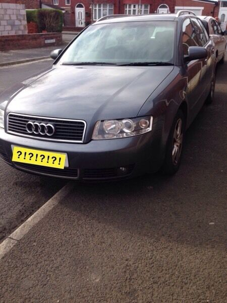 Breaking Audi A4 Avant Parts Only B6in Heaton Moor, ManchesterGumtree - Breaking For PartsAudi A4 1.9 Tdi Avant 130bhp Engine Code AVFPaint Code LX7ZBlack cloth interior FRONT WINGS SOLD Manchester All parts for sale can post or deliver