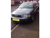 Breaking Audi A4 Avant Parts Only B6 for sale  Manchester