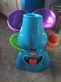 Playskool elefun ball poppin toy