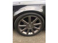 Audi reps 19s