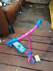 Girls scooter (1)