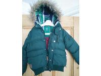 Next age 4 child's coat
