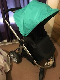 Immaculate icandy Apple to Pear pram