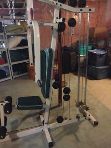 Gold's home gym Cambridge Kitchener Area image 1