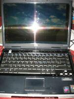 "For Sale:""14"" HP Pavillion dv1000 Windows XP and Lubuntu."