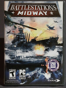 PC Game: BATTLESTATIONS MIDWAY (CD-ROM SOFTWARE)