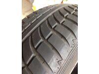 Tyres (x2)