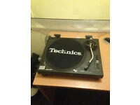 Technics 1210 Turntable with lid - very good condition