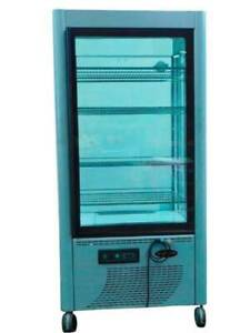 Stand up Display Fridge (Italy) Pastry Cake Display Scaiola