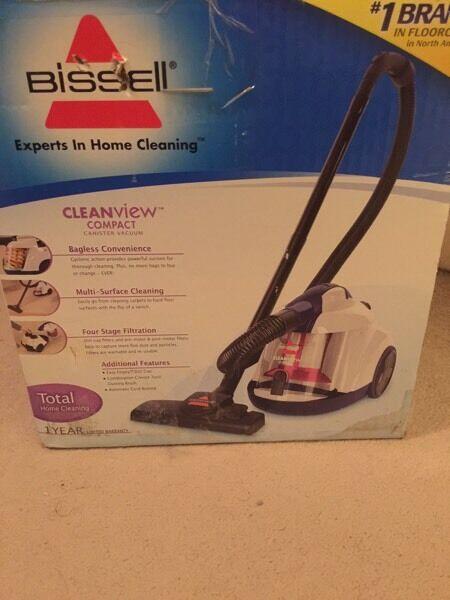 Bissell Vacum Cleaner - Bagless