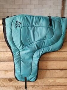 Western Saddle Bag Cover