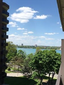 Renovated 1 Bed Apt on Riverside Drive for Dec.1st