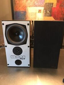 Awesome Mission 707 Speakers