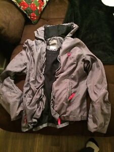 Assorted jackets, sweaters