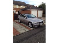 Lexus is200 Limited Edition 2004