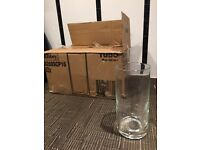 Set of 12 small glasses