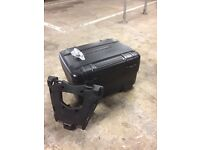BMW top case Vario set F800/700/650 GS