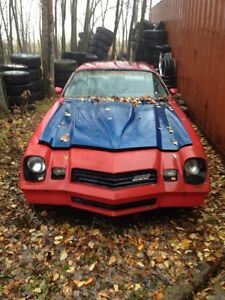 1981 Camaro Z28 Parts Car ****SOLD****