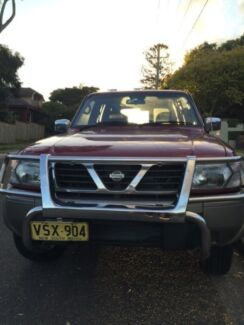 URGENT SALE Nissan Patrol TI 4500 7 Seats Luxury 4WD Gladesville Ryde Area Preview