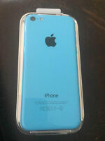 UNLOCKED 8GB Iphone 5c (Blue) with warranty