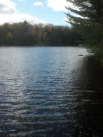 premium, large lot, westerly lake frontage - near Huntsville