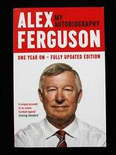 Alex Ferguson - My Autobiography [One Year On Updated Edition] Loganholme Logan Area Preview