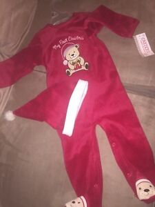 New with tag, Christmas onesie size 2 years Kitchener / Waterloo Kitchener Area image 1