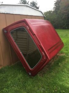 Topper for a Ford Ranger or similiar